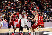 DESCRIZIONE : Milano Euroleague 2015-16 EA7 Emporio Armani Milano - Olympiacos Piraeus<br /> GIOCATORE : Patric Young<br /> CATEGORIA : tiro<br /> SQUADRA : Olympiacos Piraeus<br /> EVENTO : Euroleague 2015-2016<br /> GARA : EA7 Emporio Armani Milano - Olympiacos Piraeus<br /> DATA : 30/10/2015<br /> SPORT : Pallacanestro<br /> AUTORE : Agenzia Ciamillo-Castoria/Max.Ceretti<br /> Galleria : Euroleague 2015-2016 <br /> Fotonotizia: Milano Euroleague 2015-16 EA7 Emporio Armani Milano - Olympiacos Piraeus