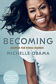 """March 02, 2021 - WORLDWIDE: Michelle Obama """"Becoming: Adapted For Young Readers"""" Book Release"""
