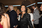 LADY SHAKIRA CAINE, The Neo Romantic Art Gala in aid of the NSPCC. Masterpiece. Chelsea. London.  30 June 2015