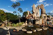 Caldas Novas_GO, Brasil.<br /> <br /> Monumento das Aguas em Caldas Novas, Goias.<br /> <br /> Monumento das Aguas in Caldas Novas, Goias.<br /> <br /> Foto: MARCUS DESIMONI / NITRO