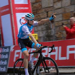 10-07-2019: Wielrennen: Oostenrijk: Gross Glockner<br /> Ben Hermans wint de etappe naar de Gross Glockner