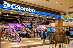 Unidade coceito da lojas Colombo, no Barra Shopping Sul, em Porto Alegre FOTO: Jefferson Bernardes/Preview.com