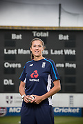 England Cricket ladies at Loughborough. ECB