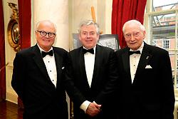 David O'Sullivan,Ireland-U.S. Council.<br /> Dermot Mara, Cannon Kirk Homes.<br /> Roddy Feely,Ireland-U.S. Council.