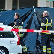NLD/Naarden/20100623 - Dodelijke steekpartij BP tankstation Lambertus Hortensiuslaan Naarden