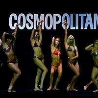 Cosmopolitan Bikini Show is the annual event of the magazine Cosmopolitan where models and celebrities present the bikini fashion of the summer.