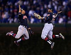 Francisco Lindor, Rajai Davis and the Cleveland Indians win Game 4, 2016