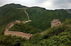 The Great Wall of China stretches from Liaoning Province through Hebei Province, Tianjin Municipality, Beijing Municipality, Inner Mongolia Autonomous Region, Shanxi Province, Shaanxi Province, and the Ningxia Autonomous Region to Gansu Province within the country of China. (Photo © Jock Fistick)