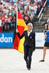 Klimke Ingrid, GER, <br /> World Equestrian Games - Tryon 2018<br /> © Hippo Foto - Sharon Vandeput<br /> 12/09/2018