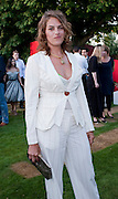 TRACEY EMIN, The Summer Party. Serpentine Gallery. 8 July 2010. -DO NOT ARCHIVE-© Copyright Photograph by Dafydd Jones. 248 Clapham Rd. London SW9 0PZ. Tel 0207 820 0771. www.dafjones.com.