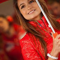 2011 MotoGP World Championship, Round 3, Estoril, Portugal, 1 May 2011, Umbrella . Girls