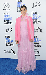 America Ferrera at the 35th Annual Film Independent Spirit Awards held at the Santa Monica Beach in Santa Monica, USA on February 8, 2020.