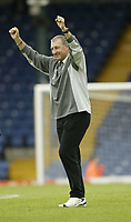 Photo: Aidan Ellis.<br /> Bury FC v Brentford. Coca Cola League 2. 01/09/2007.<br /> Brentford's manager  Terry Butcher enjoys victory at the end