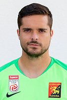 Download von www.picturedesk.com am 16.08.2019 (14:00). <br /> MARIA ENZERSDORF, AUSTRIA - JULY 16: Andreas Leitner of Admira during Team photo shooting - FC Flyeralarm Admira at BSFZ Arena on July 16, 2019 in Maria Enzersdorf, Austria.190716_SEPA_13_001 - 20190716_PD12514