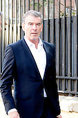 Pierce Brosnan Commercial in Madrid