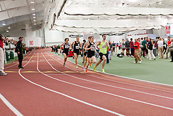 Boston University Terrier Invitational Indoor Track Meet: Rich Peters leads chase pack, Elite Mens Mile, Jenkins, McCarthy, Masters, Matthews