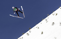 24.03.2019, Planica, Ratece, SLO, FIS Weltcup Ski Sprung, Skiflug, Einzelbewerb, Finale, im Bild Johann Andre Forfang (NOR) // Johann Andre Forfang of Norway during the individual competition of the Ski Flying World Cup Final 2019. Planica in Ratece, Slovenia on 2019/03/24. EXPA Pictures © 2019, PhotoCredit: EXPA/ JFK