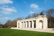 Memorial at Bayeux War Cemetery, Normandy, France © Rudolf Abraham