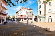 City Centre of Burgas