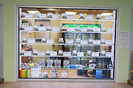 December 7, 2012. Seattle, Washington. Washington and Colorado became the first states to vote to decriminalize and regulate the possession of an ounce or less of marijuana by adults over 21. Pictured are some of the marijuana products for sale at the Northwest Patient Resource Center, in Seattle..Photo © John Chapple / www.JohnChapple.com