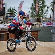 2021 UCI BMXSX World Cup 1&2<br /> Verona (Italy) - Friday Practice<br /> ^we#116 AFREMOVA, Natalia (RUS, WE) Chase, Team_RUS