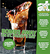 Entertainment Guide cover..Design by Jeremy Dutton.