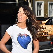 Celebrity Masterchef's Jenny Powell attend Celebs On The Ranch photocall at Jerusalem Bar & Kitchen, on 1st April 2019, London, UK.