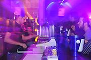 Israel, Haifa, Luna dance club and disco November 29, 2009,