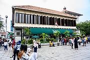 Jakarta, officially the Special Capital Region of Jakarta (Indonesian: Daerah Khusus Ibukota Jakarta), is the capital and largest city of Indonesia<br /> <br /> On the Photo: