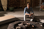 """MACGYVER, a reimagining of the classic series, is an action-adventure drama about 20-something Angus """"Mac"""" MacGyver, who creates a clandestine organization within the U.S. government where he uses his extraordinary talent for unconventional problem solving and vast scientific knowledge to save lives.  It premieres Friday, Sept. 23 (8:00-9:00 PM, ET/PT) on the CBS Television Network. Pictured: Lucas Till  Photo: Annette Brown/CBS ©2016 CBS Broadcasting, Inc. All Rights Reserved"""