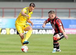 Billy Bodin - Mandatory byline: Neil Brookman/JMP - 07966 386802 - 03/10/2015 - FOOTBALL - Globe Arena - Morecambe, England - Morecambe FC v Bristol Rovers - Sky Bet League Two