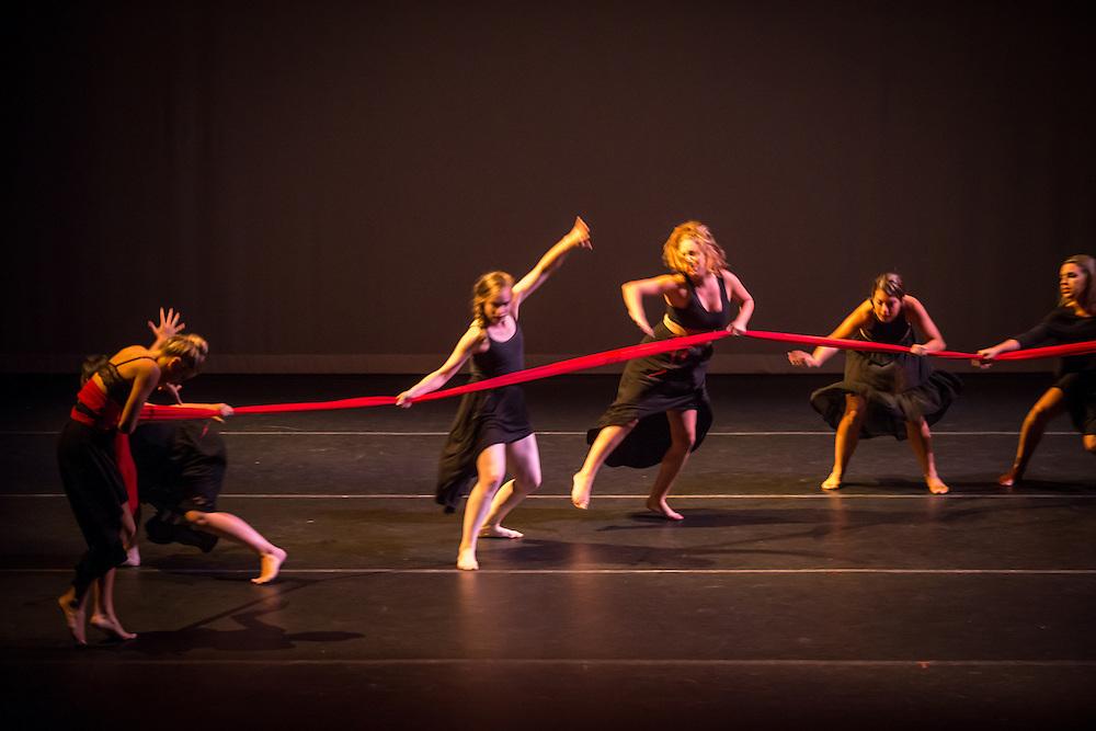 Boston Contemporary Dance Festival at the Paramount Theatre. Boston, MA 8/17/2013 Boston Community Dance Project