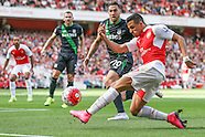 Arsenal v Stoke City 120915