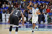 DESCRIZIONE : Eurolega Euroleague 2014/15 Gir.A Dinamo Banco di Sardegna Sassari - Real Madrid<br /> GIOCATORE : Jerome Dyson<br /> CATEGORIA : Palleggio Schema Mani<br /> SQUADRA : Dinamo Banco di Sardegna Sassari<br /> EVENTO : Eurolega Euroleague 2014/2015<br /> GARA : Dinamo Banco di Sardegna Sassari - Real Madrid<br /> DATA : 12/12/2014<br /> SPORT : Pallacanestro <br /> AUTORE : Agenzia Ciamillo-Castoria / Luigi Canu<br /> Galleria : Eurolega Euroleague 2014/2015<br /> Fotonotizia : Eurolega Euroleague 2014/15 Gir.A Dinamo Banco di Sardegna Sassari - Real Madrid<br /> Predefinita :