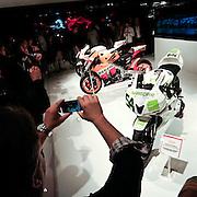 Salone Internazione del motociclo 2010 a Milano..International motorcycle exibition 2010 in Milan
