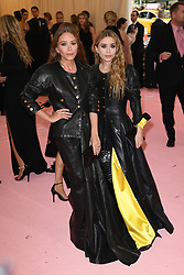 Mary-Kate Olsen and Ashley Olsen attend The 2019 Met Gala Celebrating Camp: Notes on Fashion at Metropolitan Museum of Art on May 06, 2019 in New York City.<br /> Photo by ABACAPRESS.COM