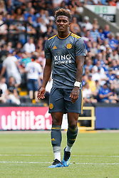 Demarai Gray of Leicester City - Mandatory by-line: Ryan Crockett/JMP - 21/07/2018 - FOOTBALL - Meadow Lane - Nottingham, England - Notts County v Leicester City - Pre-season friendly