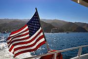 Boating Around Catalina Island