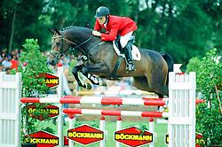 , Warendorf - Bundeschampionate 31.08. - 03.09.2000, Rozano - Hannöver, Richard