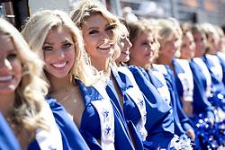November 3, 2019, Austin, United States of America: Motorsports: FIA Formula One World Championship 2019, Grand Prix of United States, .Cheerleader  (Credit Image: © Hoch Zwei via ZUMA Wire)