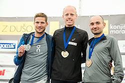 Mitja Krevs at 5. Konjiski maraton / 5th Konjice marathon 2017, on September 24, 2017 in Slovenske Konjice, Slovenia. Photo by Vid Ponikvar / Sportida