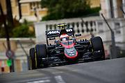 May 20-24, 2015: Monaco Grand Prix - Jenson Button (GBR), McLaren Honda