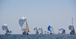 Final days' racing at the Silvers Marine Scottish Series 2016, the largest sailing event in Scotland organised by the  Clyde Cruising Club<br /> <br /> Racing on Loch Fyne from 27th-30th May 2016<br /> <br /> Class 2 and Class 3 downwind, with GBR7667R, Now or Never 3, Neil Sandford, Fairlie YC, Mat 1010<br /> <br /> Credit : Marc Turner / CCC<br /> For further information contact<br /> Iain Hurrel<br /> Mobile : 07766 116451<br /> Email : info@marine.blast.com<br /> <br /> For a full list of Silvers Marine Scottish Series sponsors visit http://www.clyde.org/scottish-series/sponsors/