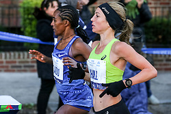 Sara Hall, basics<br /> TCS New York City Marathon 2019