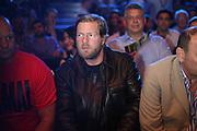 BOXEN: Middleweight, Felix Sturm - Predrag Radosevic, Dortmund, 06.07.2013<br /> Schauspieler Henning Baum<br /> ©Torsten Helmke