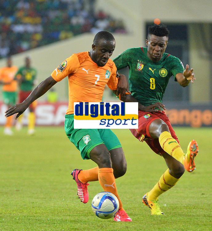 Doumbia Seydou  ( Cote Ivoire ) - Benjamin Moukono ( Cameroun )