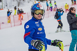 29.01.2019, Planai, Schladming, AUT, FIS Weltcup Ski Alpin, Slalom, Herren, Streckenbesichtigung, im Bild Alexis Pinturault (FRA) // Alexis Pinturault of France during course inspection for the men's Slalom of FIS ski alpine world cup at the Planai in Schladming, Austria on 2019/01/29. EXPA Pictures © 2019, PhotoCredit: EXPA/ Dominik Angerer