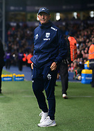 Tony Pulis, the manager of West Bromwich Albion looks on .Premier league match, West Bromwich Albion v West Ham United at the Hawthorns stadium in West Bromwich, Midlands on Saturday 16th September 2017. pic by Bradley Collyer, Andrew Orchard sports photography.