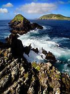 Photographer: Chris Hill, Dunmore Head Blasket Islands, Dingle, County<br /> Kerry