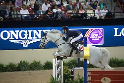 Allen Bertram, (IRL), Molly Malone V<br /> Longines FEI World Cup™ Jumping Final I<br /> Las Vegas 2015<br />  © Hippo Foto - Dirk Caremans<br /> 17/04/15